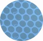 Magnetpaddar med keramiska textil