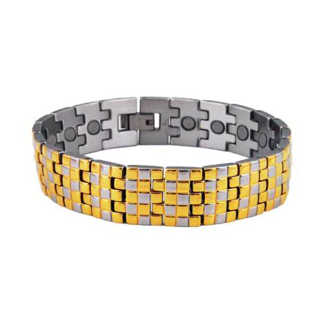 Magnetarmband Naimakka guld
